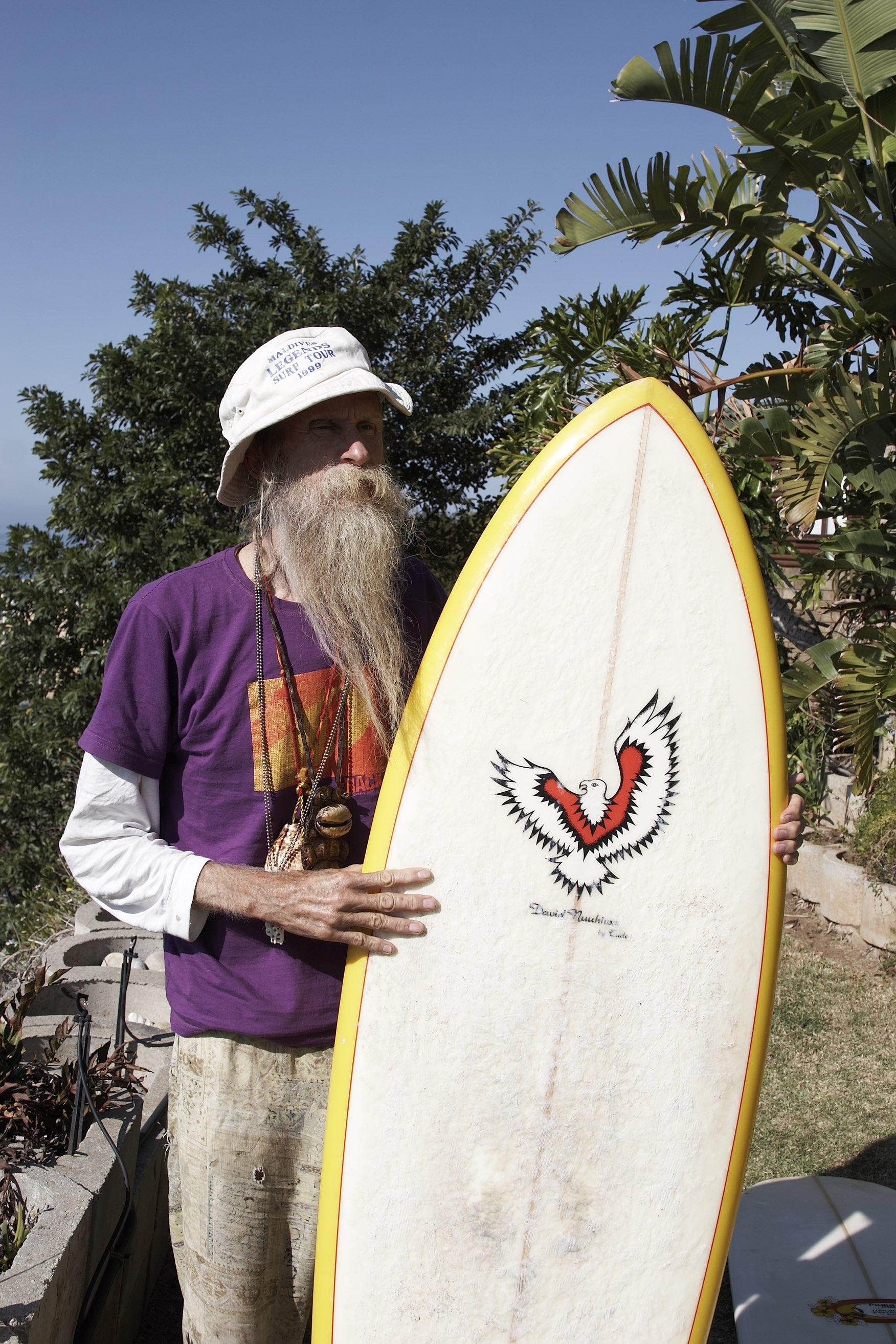Bruce Gold: El último hippie del surf. Una especie en extinción