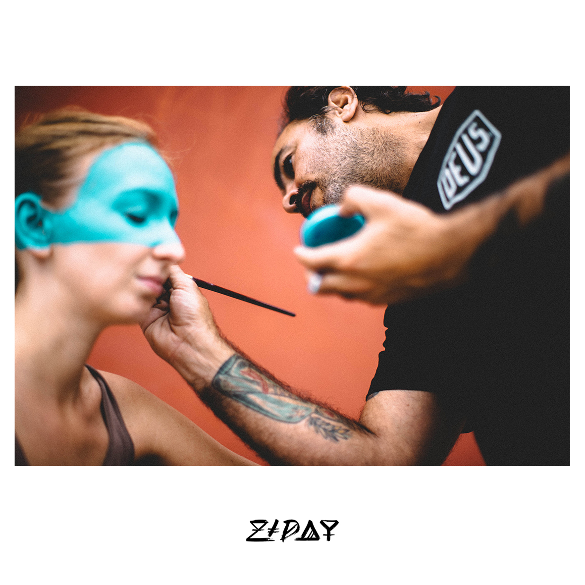 Body Painting. Ziday
