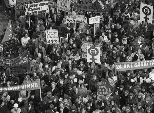 24 octubre 1975 islandia